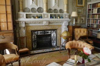The Interior of Scotney Castle, Lamberhurst, Kent, UK