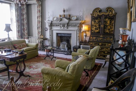 The Interior of Scotney Castle, Lamberhurst, Kent, UK