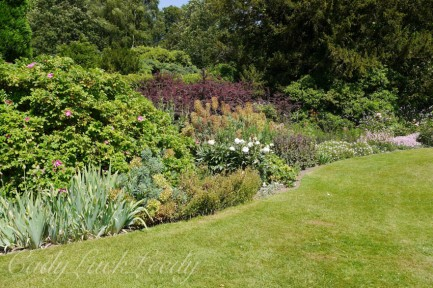 The Gardens at Old Scotney Castle, Lamberhurst, Kent, UK