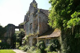 The Ruins of Old Scotney Castle, Lamberhurst, Kent, UK