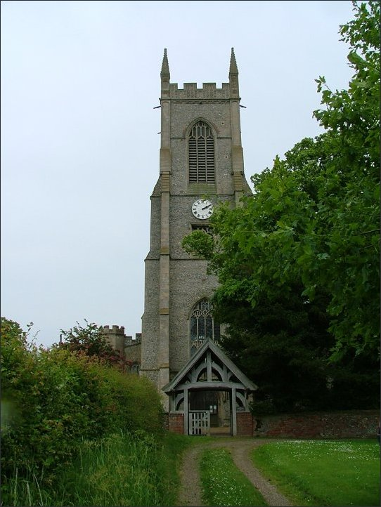 The Salle Church, Norfolk, UK
