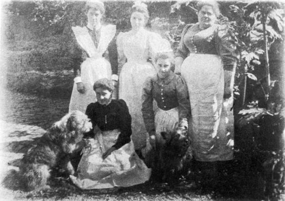 The Servants of Virginia Woolfe