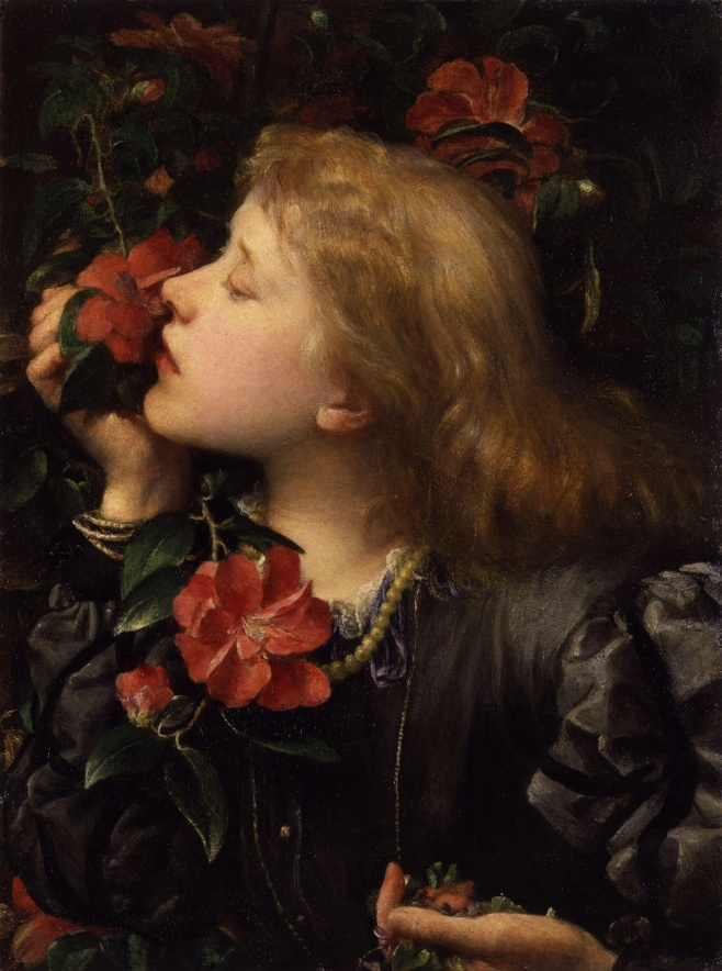 """Choosing"" by G.F. Watts"