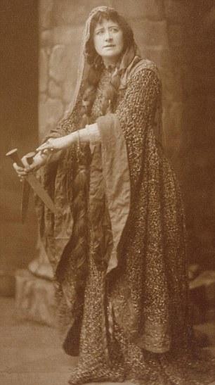 Ellen Terry in Costume