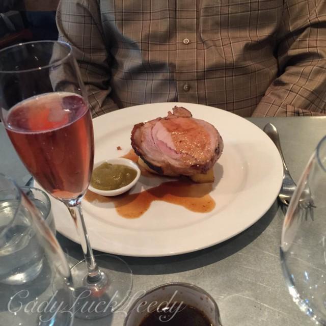 The Pork, Swan Restaurant, Kent, UK