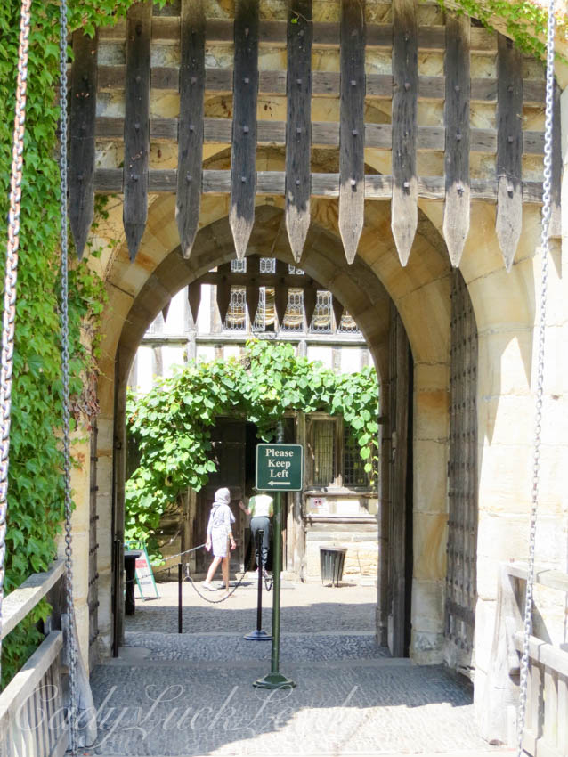 The Gatehouse at Hever Castle, Edenbridge, UK