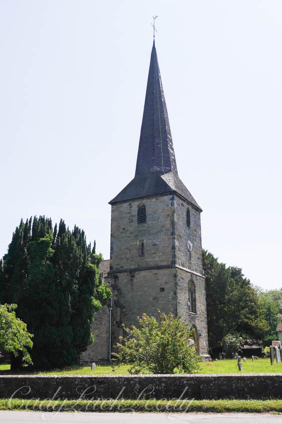 St Peter and Paul Church, Edenbridge, UK
