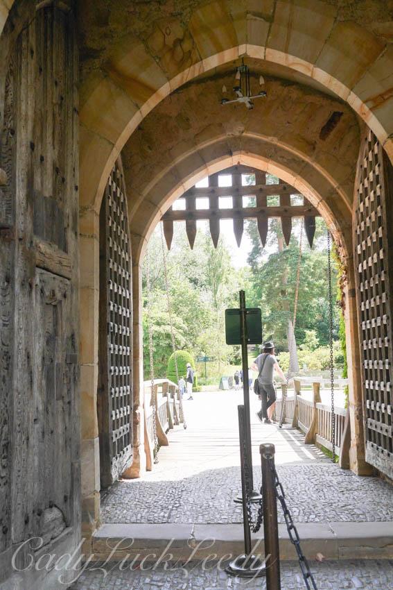 The Gatehouse at Hever Castle, Edenbridge, UK