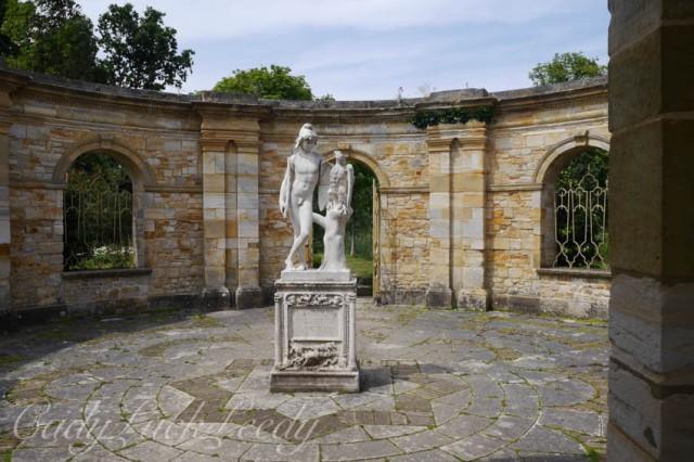 The Italian Gardens at Hever Castle, Edenbridge, Kent, UK