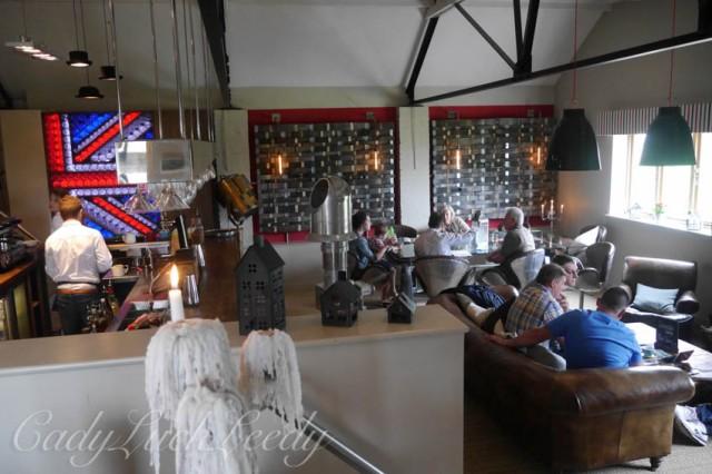 The Swan Restaurant, Chapel Down Winery, Kent, UK
