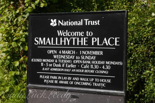 Smallhythe Place, near Tenterden, Kent, UK