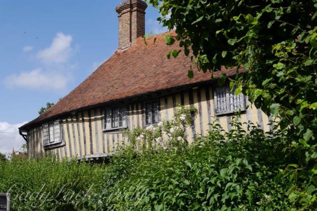 Smallhythe Place, Home of Ellen Terry, Tenterden, Kent, UK