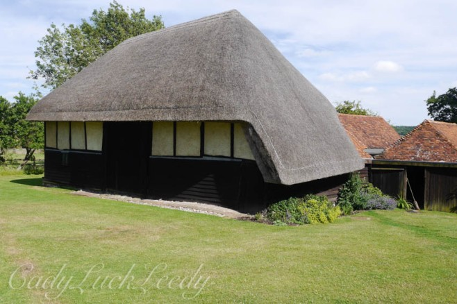 The Shakespeare Barn, Smallhythe Place, Tenterden, Kent, UK