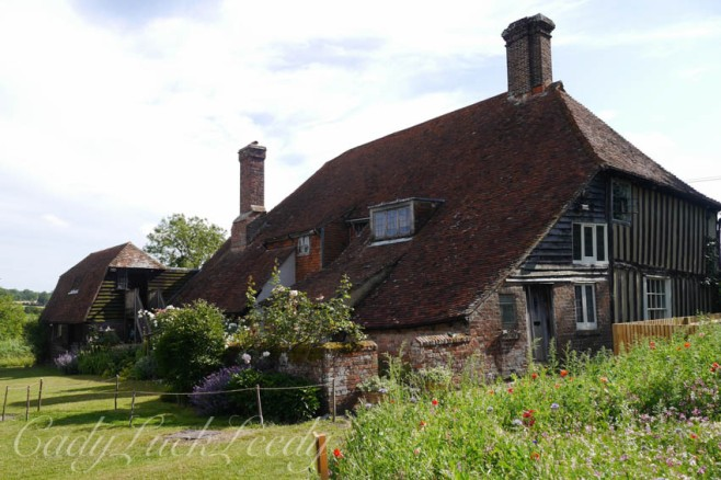 Smallhythe Place, near Tenterden, Kent, UK