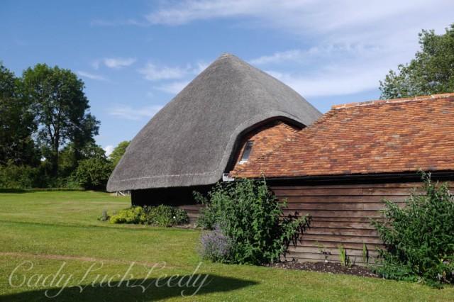 The Shakespeare Barn, Smallhythe Place, Tenterden, Kent, UK