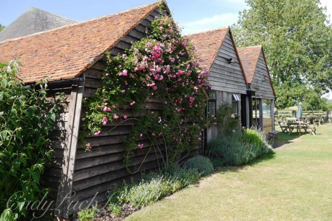 The Multiple Barns at Smallhythe Place, Tenterden, Kent, UK