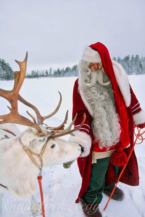 Santa is Coming Tonight!