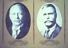 Edward Binney and Harold Smith
