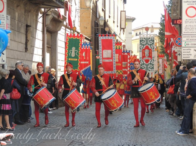 Corpus Domini Festival, Orvieto, Italy