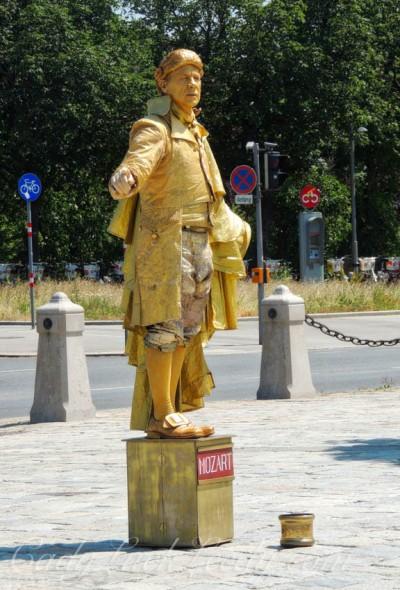 Gold Mozart