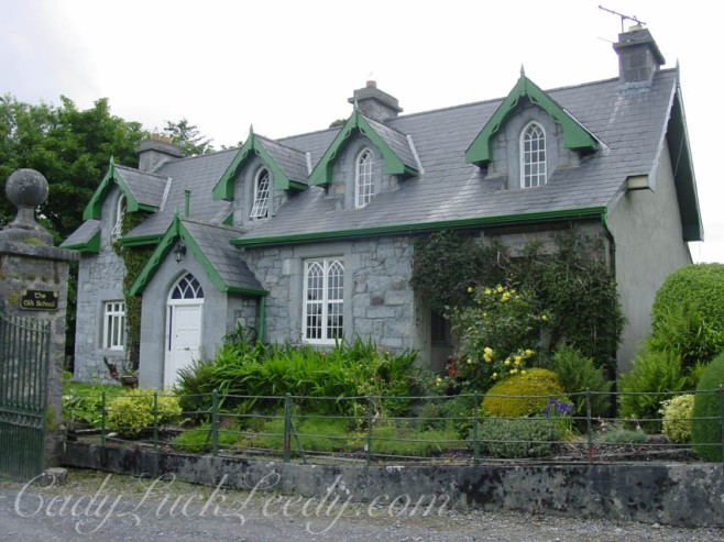 Gardener's Cottage at Ashford Castle, Ireland