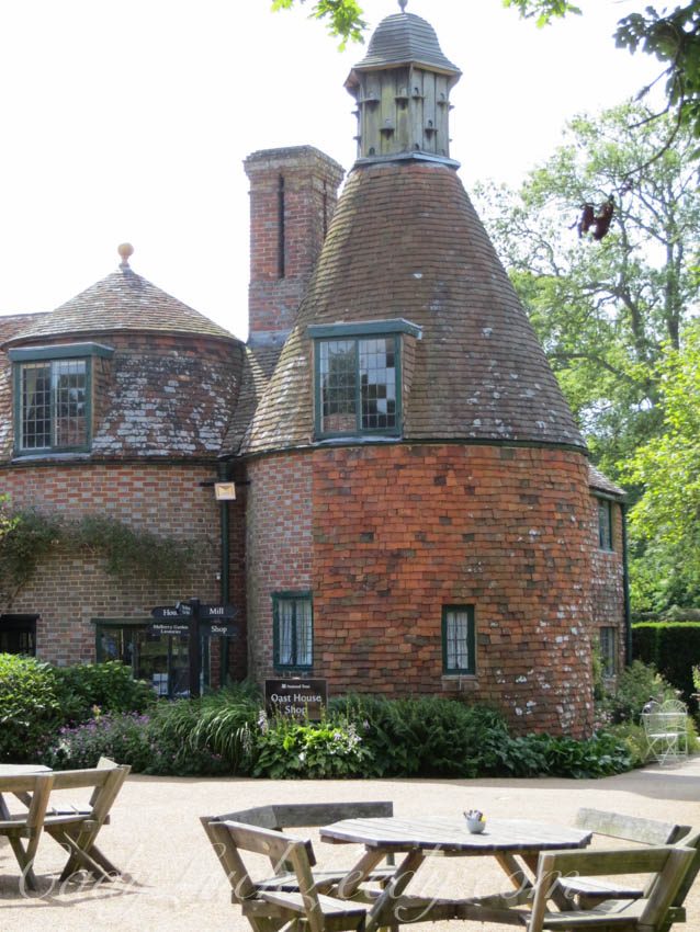 The Oast at Bateman's, Home of Rudyard Kipling