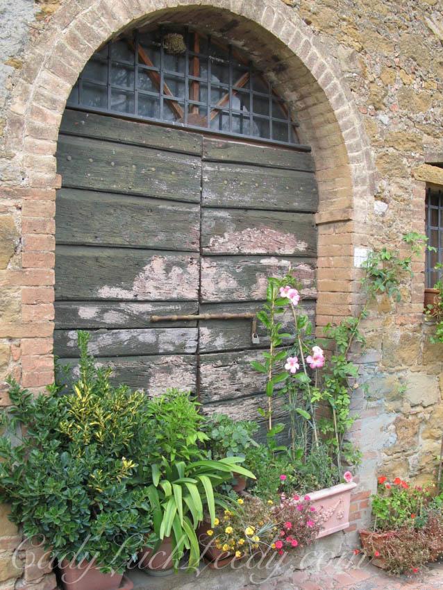 Montisi, Italy Garden Center