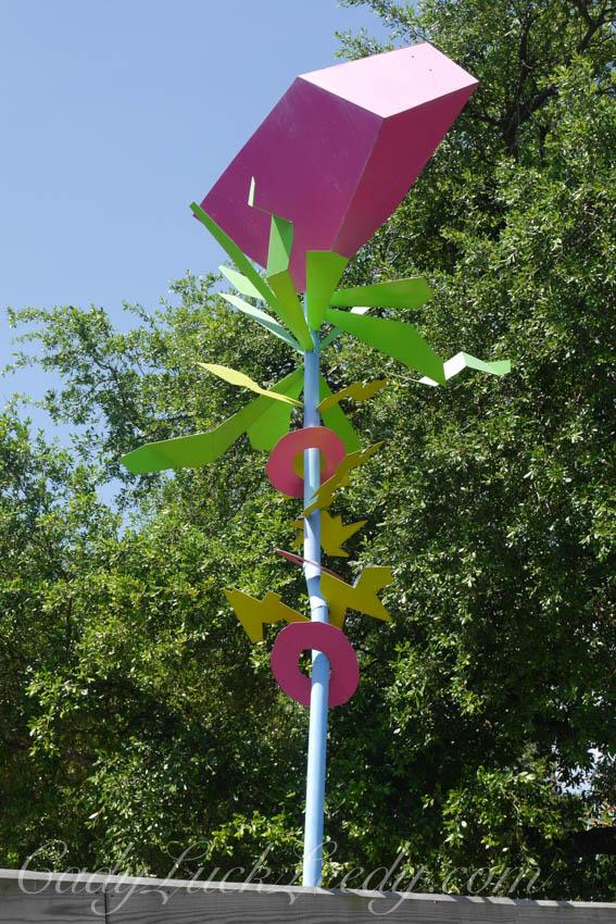 A Plum Tree