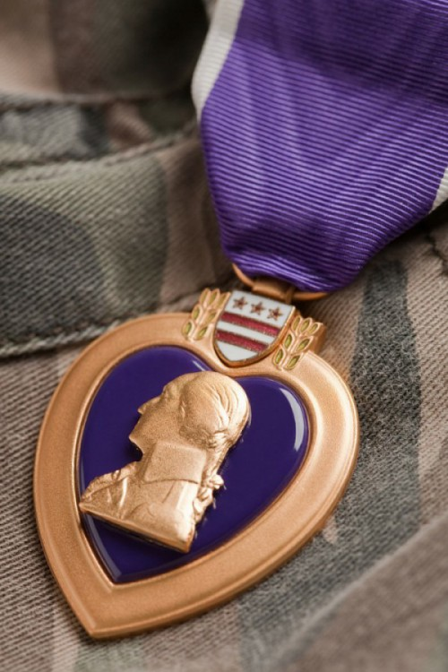 George Washington's Purple Heart