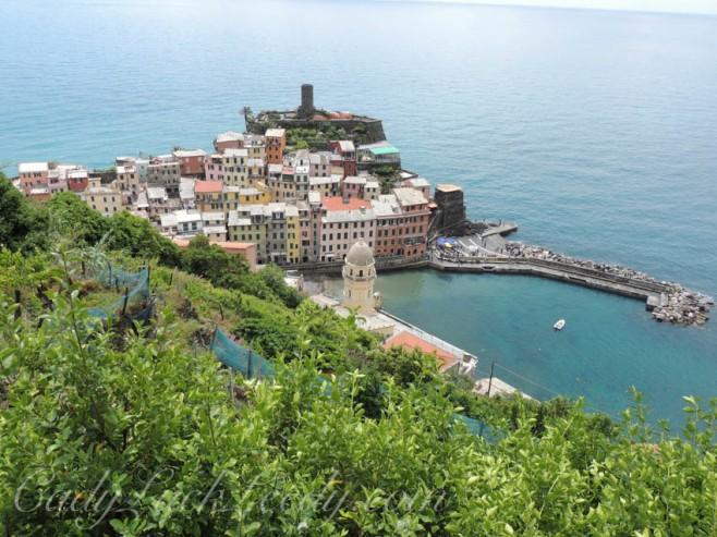 Vernanzza, Cinque Terre, italy