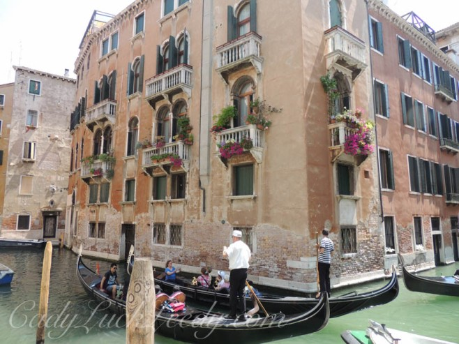 The Water Level Doors in Venice, Italy