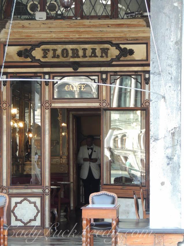The Florian, Venice, Italy