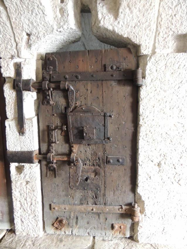 Prison Door iInside Doge's Palace