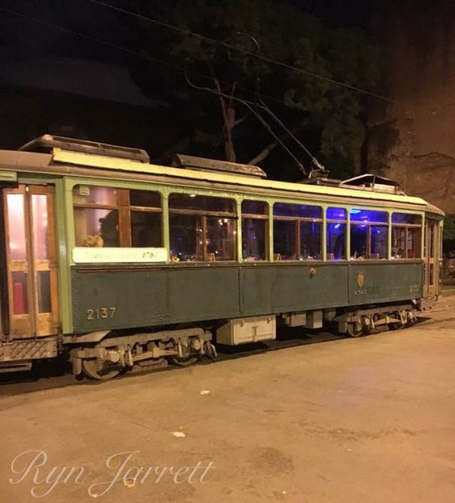 TramJazz Rome, Italy