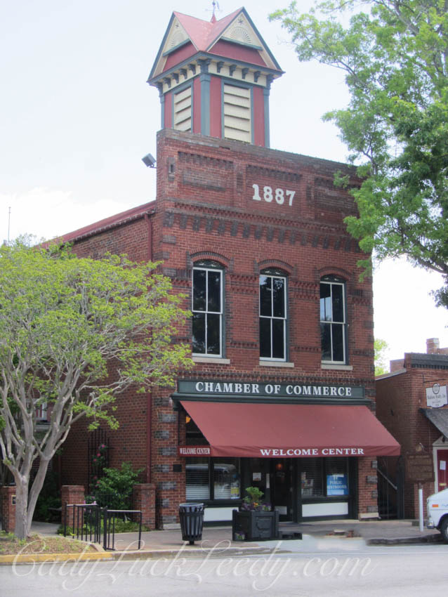 Chamber of Commerce, Madison, Georgia