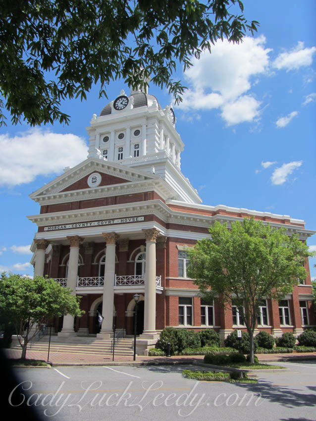 Madison, Georgia Courthouse and Town Hall