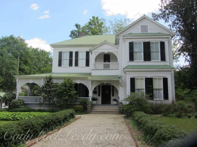 The Big House, Madison, Georgia