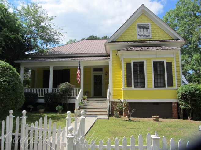 A Cottage in Madison, Georgia