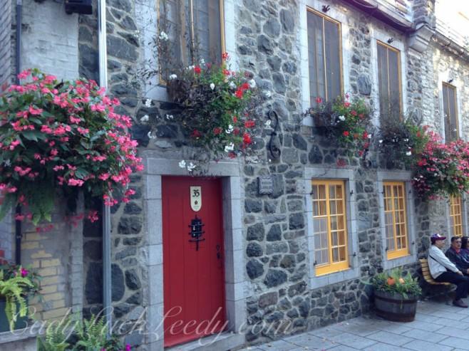 Quartier Petit Champlain, Quebec City, Canada