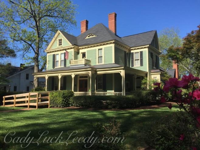 The Vinson House