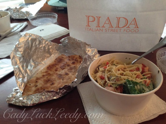 Piada Italian Street Food, Carmel, IN