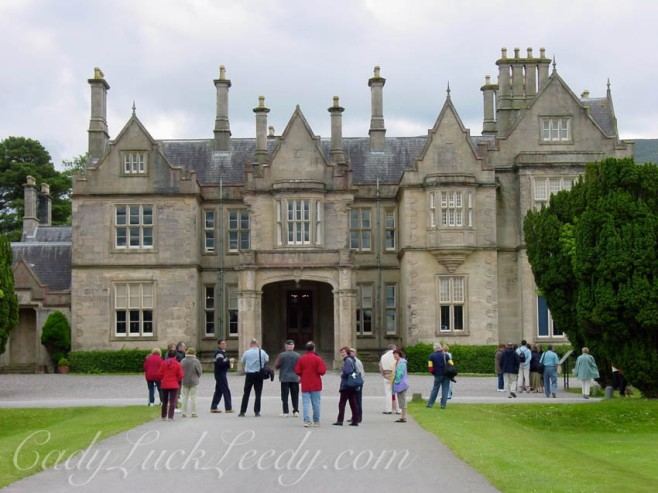 Muckross House, Killarnry, Ireland