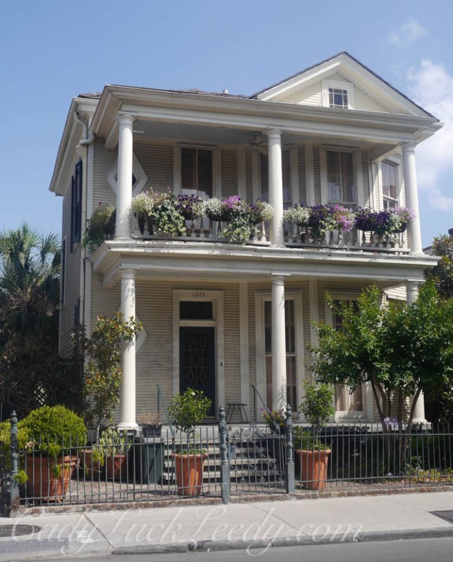Fancy House, New Orleans, Louisiana