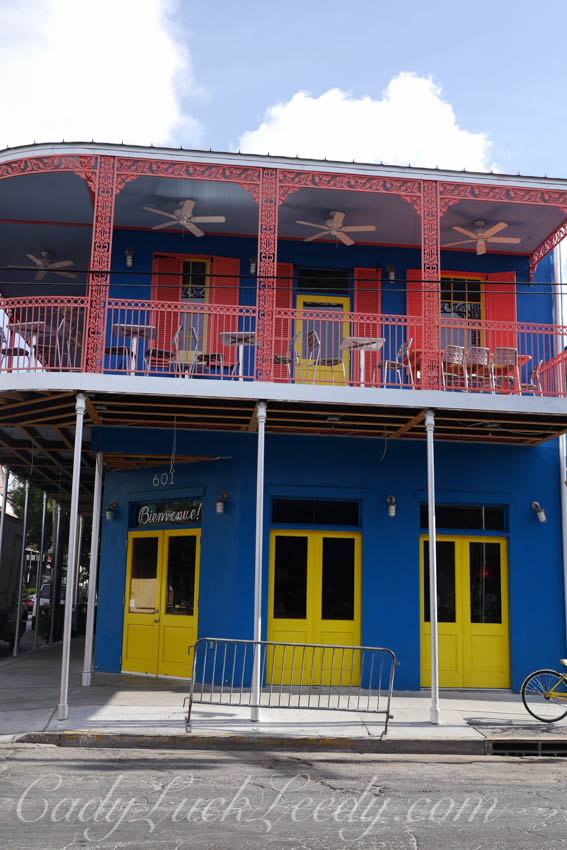 The Jazz Club, New Orleans, Louisiana