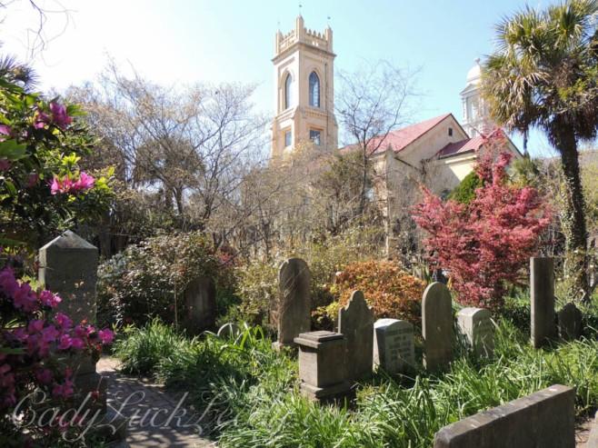 United Church of Christ Cemetery, Charleston, SC
