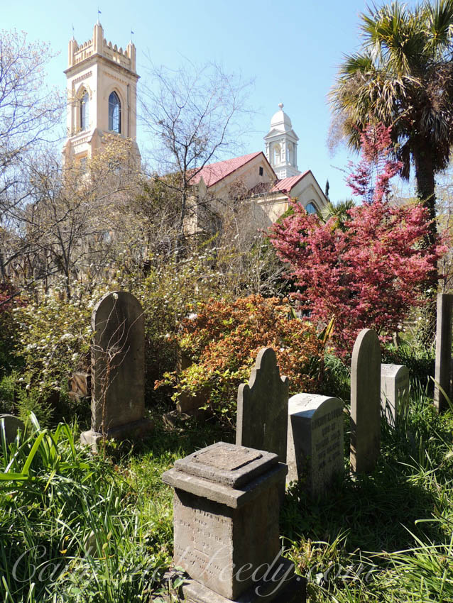 United Church of Christ Cemetery, Charleston, SC