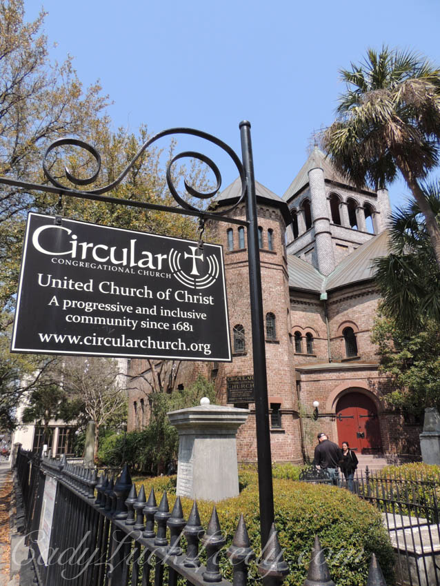 United Church of Christ, Charleston, SC
