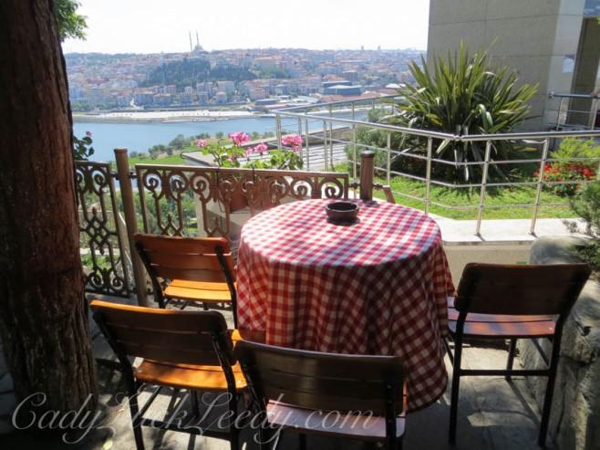 Pierre Loti, Istanbul Turkey