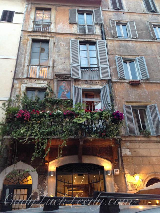 A Bulb in Rome!