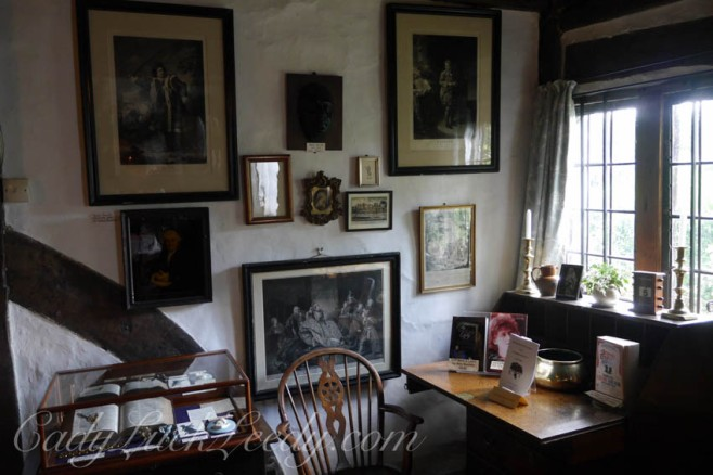 Smallhythe, Home of Ellen Terry, near Tenterden, UK